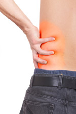 A chiropractor can significantly relieve back pain